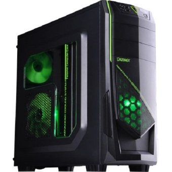 Jual Intel PC Rakitan Gaming Middle - i3-4130 - ECS H81H3-M4 - Asus GeForce GT 730 - 2Gb - 500Gb - 19