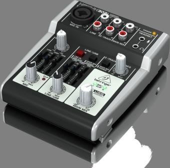 harga Behringer XENYX 302USB - 5 Channel Compact Mixer dan USB Interface Lazada.co.id