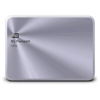 Jual Western Digital Passport Ultra Metal 2TB - Silver Harga Termurah Rp 1976500.00. Beli Sekarang dan Dapatkan Diskonnya.
