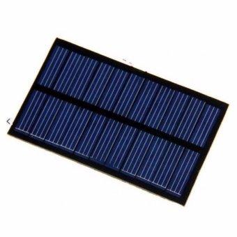 Jual DIY Mini Solar Panel for Smartphone & Powerbank 5V 1.1W 220MA - Biru Harga Termurah Rp 139800. Beli Sekarang dan Dapatkan Diskonnya.