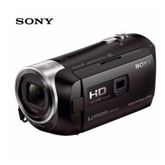 SONY 254cm Projector HandyCam Camcorder HDR-PJ410 / Up to 26.8mm Wide Angle Lens / Optical Zoom&Clear Image Zoom / Premium Recording / Bionz X / Zeiss Lens / Exmor R CMOS Image Sensor - intl