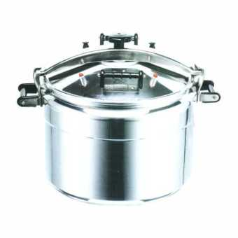 GEA/GETRA/RSA Commercial Pressure Cooker C-44-Silver