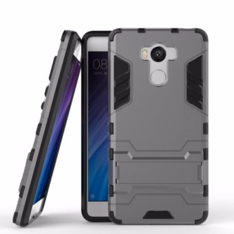ProCase Kickstand Hybrid Armor Iron Man PC TPU Back Cover Case for Xiaomi .