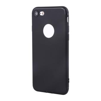 Harga Terbaru Kasus telepon melindungi kulit tipis silikon lembut kembali selubung penutup pelindung untuk iPhone 7