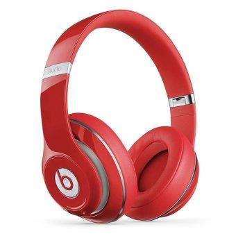 harga Beats Studio Wireless Over Ear Headphone - Red Lazada.co.id