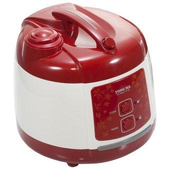 Yong Ma Magic Com - Penanak Nasi MC4000R TI 2 Liter - Merah
