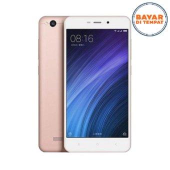 Jual Xiaomi Redmi 4A - 16GB - Rose Gold (Ready Bhs Indonesia & 4G Indonesia) Harga Termurah Rp 1499000.00. Beli Sekarang dan Dapatkan Diskonnya.