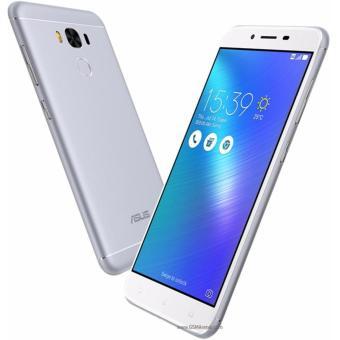 Asus ZenFone 3 Max ZC553KL - 5.5\ - 4G LTE - 3GB - 32GB - Glacier Silver
