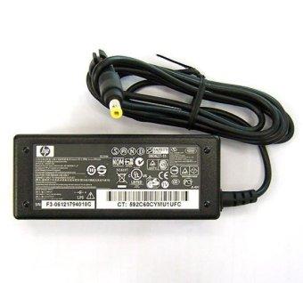 Hp Original Ac Adapter/Charger 18.5v 3.5a Plug Pin Kuning