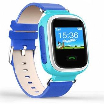 2Cool Smart Watch Anti Lose Watch Position Kids GPS Watch - intl