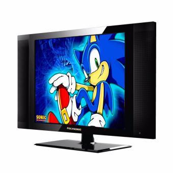 Beli LED TV 19 inch Polysonic PS1892i - Hitam
