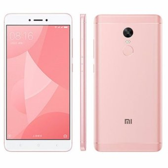 Xiaomi Redmi Note 4X – 3GB / 32 GB Snapdragon – Rose Gold – Grs Distributor 1 Tahun