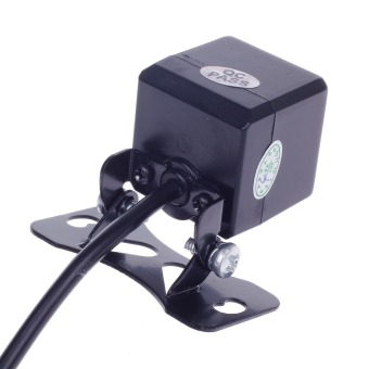 ZUNCLE Universal Waterproof CCD Car Rearview Camera(Black)