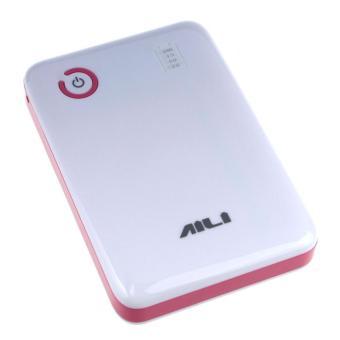 Jual DIY Power Bank AILI Case 4Pcs 18650 - White/Pink Harga Termurah Rp 246900. Beli Sekarang dan Dapatkan Diskonnya.