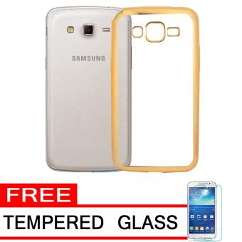 ... Softcase Samsung Galaxy J2 Prime List Chrome Gold Tempered Glass Source Harga Softcase