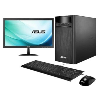 Jual ASUS Desktop K31AD-ID008T - Intel Core i3 - 2GB 500GB - 18.5