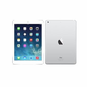 Jual iPad Air 2 - 16GB - Silver [Wifi+Cell] Harga Termurah Rp 6380000.00. Beli Sekarang dan Dapatkan Diskonnya.