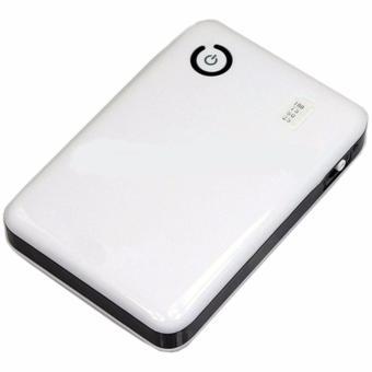 Jual AILI DIY Exchangeable Cell Power Bank Case For 4Pcs 18650 - White/Black Harga Termurah Rp 299000. Beli Sekarang dan Dapatkan Diskonnya.