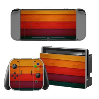 Decal Skin Sticker Dust Protector for Nintendo Switch Console ZY-Switch-0165 - intl