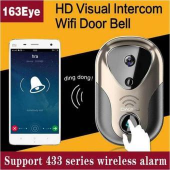 163 Eye Wifi Smart Doorbell Security Camera
