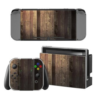 Decal Skin Sticker Dust Protector for Nintendo Switch Console ZY-Switch-0156 - intl