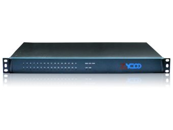 Zycoo IP PABX / IP PBX ZX60 For 32 Analog Extension / 30 Extension SIP dan 24 Analog Ext + 8 CO line PSTN