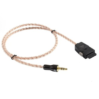 ZY HiFi Cable Hifiman HM-901 HM-802 Mini Line Out 3.5 ZY-066 0.5M