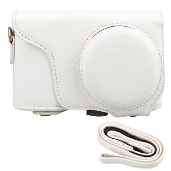 Vococal Detachable Cover Bag untuk Samsung Galaxy Camera EK-GC100 - Putih