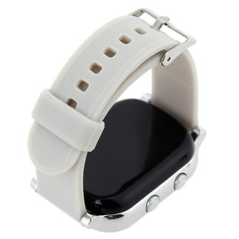 GPS Tracker Smart Watch T58 for Kids Children GPS Bracelet Google Map Sos Button Tracker Gsm GPS Locator Clock Smartwatch - intl