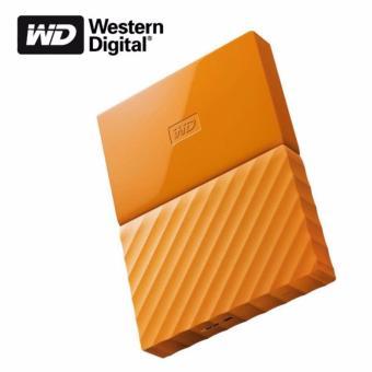 Jual Western Digital WD My Passport 1TB NEW MODEL USB 3.0 – ORANGE Harga Termurah Rp 990000.00. Beli Sekarang dan Dapatkan Diskonnya.