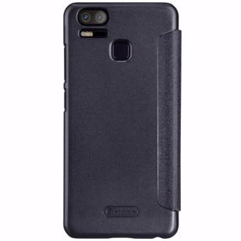 Nillkin Sparkle Flip Case Cover Asus Zenfone Zoom S / 3 Zoom Black