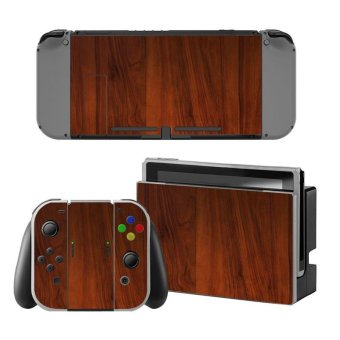Decal Skin Sticker Dust Protector for Nintendo Switch Console ZY-Switch-0161 - intl