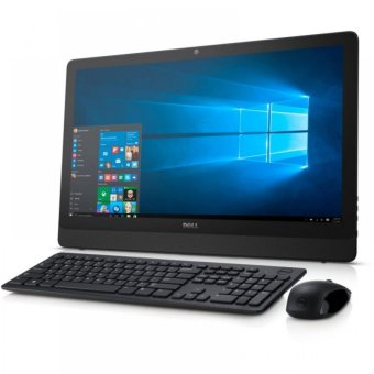 Jual PC Dell AIO 3459 RESMI ( Intel® Core i5-6200U-8GB-1TB-23.8