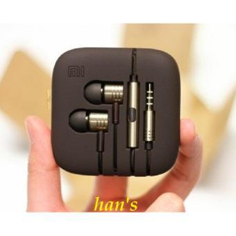 XIAOMI PISTON GEN 2 OEM Edition Original HANDSFREE EARPHONE HEADSET di jamin kualitasnya. >>>>