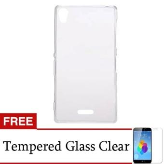 Harga Case Hot untuk Infinix Note X551 Clear Gratis Tempered Glass .