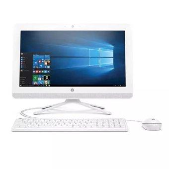 Jual HP AIO 20-C039D - i3-6100U - 4GB - 500 Gb 19.45