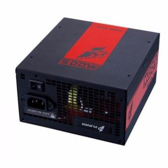 1stPlayer Black Widow PS-500 500Watt 80+ Bronze with Flat Cable
