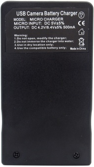 NP-110 USB Charger for Casio Exilim EX-FC200S Exilim EX-Z3000 Exilim EX-ZR10 Exilim EX-ZR15 Exilim EX-ZR20 Exilim Zoom EX-Z2000 Exilim Zoom EX-Z2200 Exilim ZOOM EX-Z2300 Camera - intl