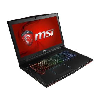 Jual MSI GT72 6QF Dominator - i7-6820HK - RAM 16GB - 1TB + 256GB SSD - Nvidia GTX980 8GB - 17.3