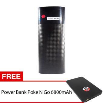 Jual Power bank zazetech 8400mAh Free Power Bank Poke N Go 6800mAh - Hitam Harga Termurah Rp 217000.00. Beli Sekarang dan Dapatkan Diskonnya.
