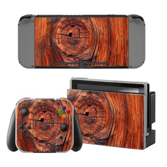 Decal Skin Sticker Dust Protector for Nintendo Switch Console ZY-Switch-0160 - intl