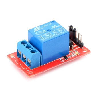 ZUNCLE One Channel 5V Relay Module for Arduino Works with Official Arduino Boards