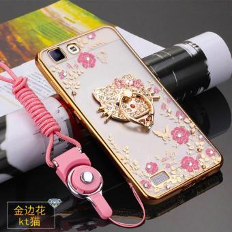 Vivo Y35 Cute Monkey Tpu Fashion Phone Casebow Monkey Daftar Source · Secret Garden TPU Back