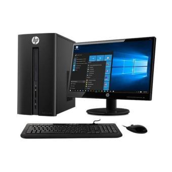 Jual PC HP AIO 510-P012L RESMI ( Intel®Dual Core G4400T-DDR4 4GB-500GB-18.5