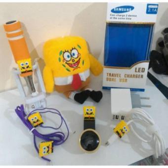 Jual Paket 5in1 Special Spongebob ^ Powerbank Headset Superwide Charger Tongsis ^ Harga Termurah Rp 1000000.00. Beli Sekarang dan Dapatkan Diskonnya.