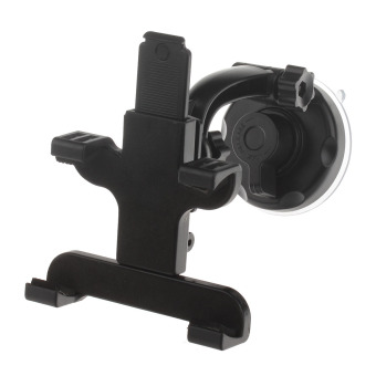 ZUNCLE 360 Degree Rotation Holder Mount with H17 Suction Cup + C61 Back Clamp for Samsung i9200 / Ipad MINI