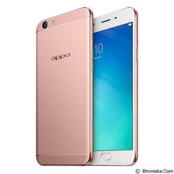 Jual Oppo F1s - 32 GB - Rose Gold Harga Termurah Rp 3988000.00. Beli Sekarang dan Dapatkan Diskonnya.