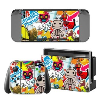 NEW Decal Skin Sticker AntiDust PVC Protector For Nintendo Switch Console ZY-Switch-0134 - intl