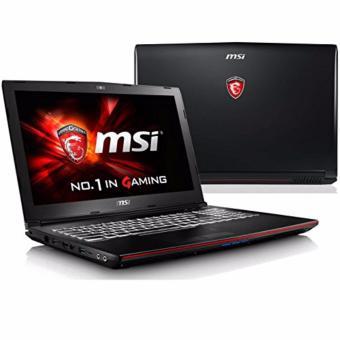 Jual MSI GP62 Leopard - i7 7700HQ/ 8GB/ 256GB SSD + 1TB HDD/ GTX1050 4GB/ DOS/ 15.6