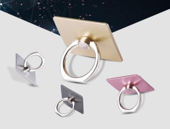 Phone Case iRing Finger Grip Stand Accessories for Smart Phone and Mobile - intl